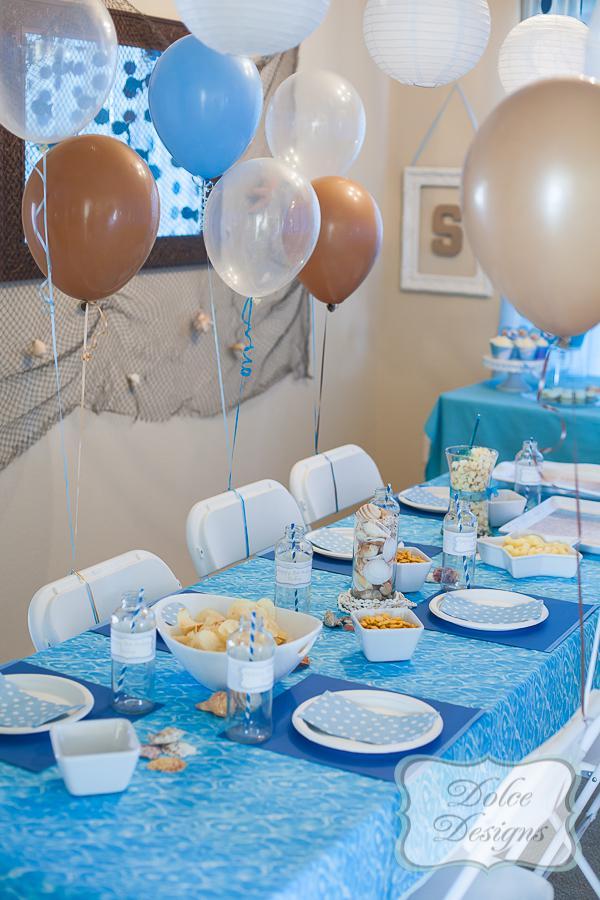 Kara S Party Ideas Under The Sea Ocean Mermaid Tween Party