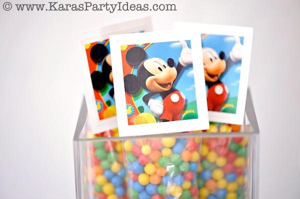 mickey mouse birthday party via karas party ideas karaspartyideascom mickey mouse