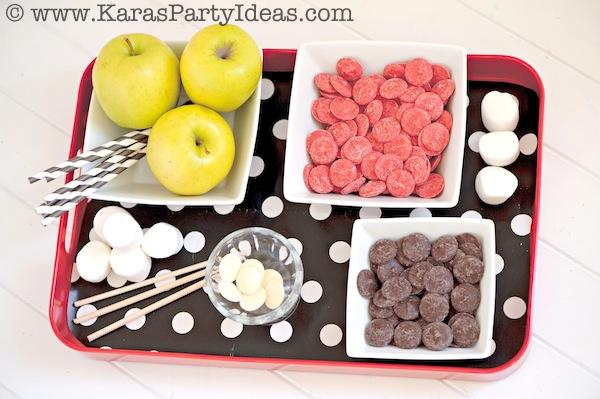 Mickey Mouse Birthday Party via Kara's Party Ideas | KarasPartyIdeas.com #mickey #mouse #cake #favor #decorations #supplies #birthday #party #ideas (11)