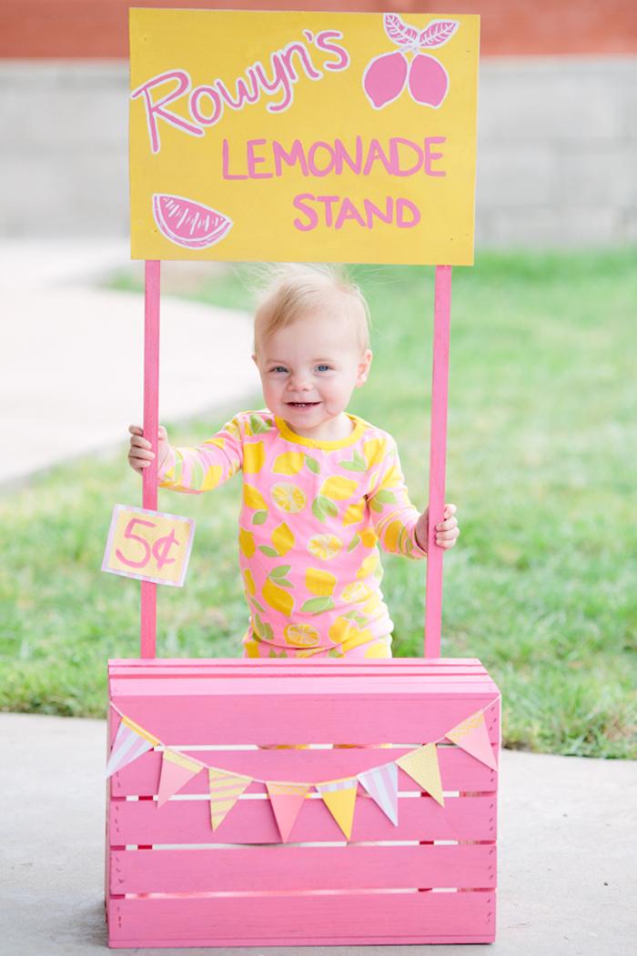 Lemonade Stand Poster Designs : Kara s party ideas pink lemonade girl summer st birthday