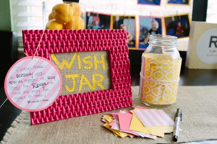 Kara S Party Ideas Pink Lemonade Girl Summer 1st Birthday Party Planning Ideas Decor