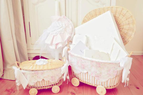 Kara S Party Ideas Vintage Pink Girl Christening Baptism