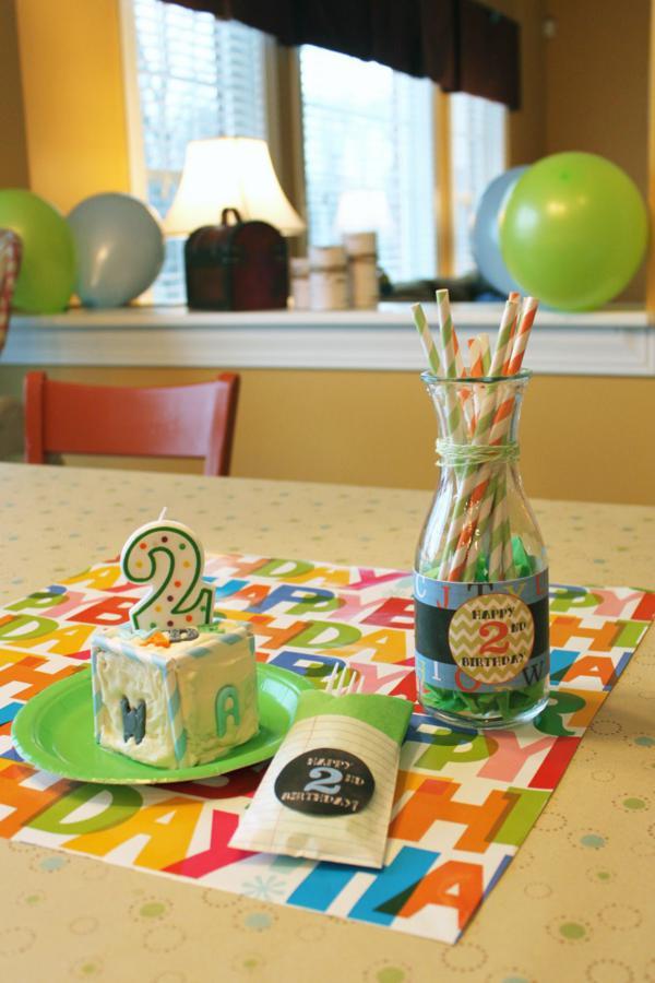 Kara S Party Ideas Alphabet Abc Themed 2nd Birthday Party Kara S