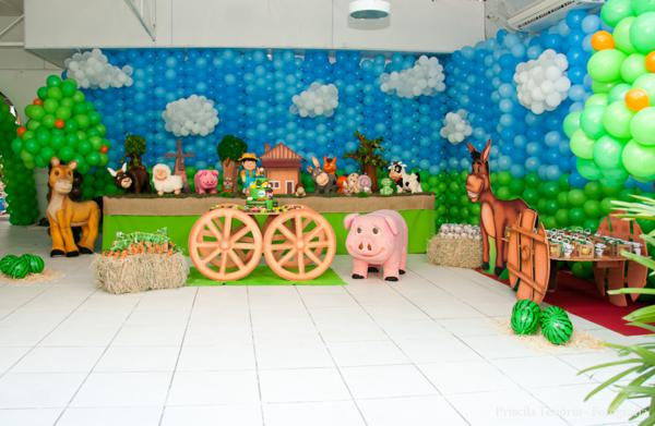 Farm Animal Party Decorations