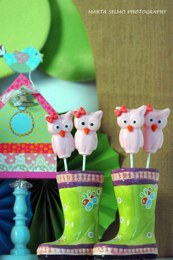 Mama Owl Mother's Day Party via Kara's Party Ideas | KarasPartyIdeas.com #mother's #day #owl #party #baby #shower #ideas (2)