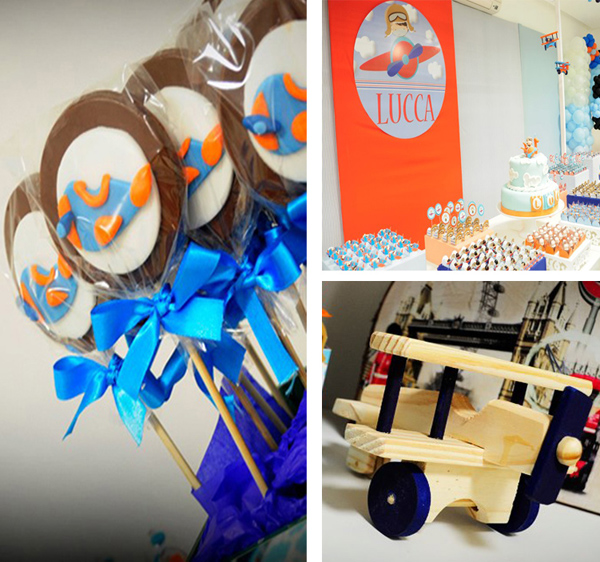 Aviator Birthday Party via Kara's Party Ideas | Kara'sPartyIdeas.com #aviator #birthday #party