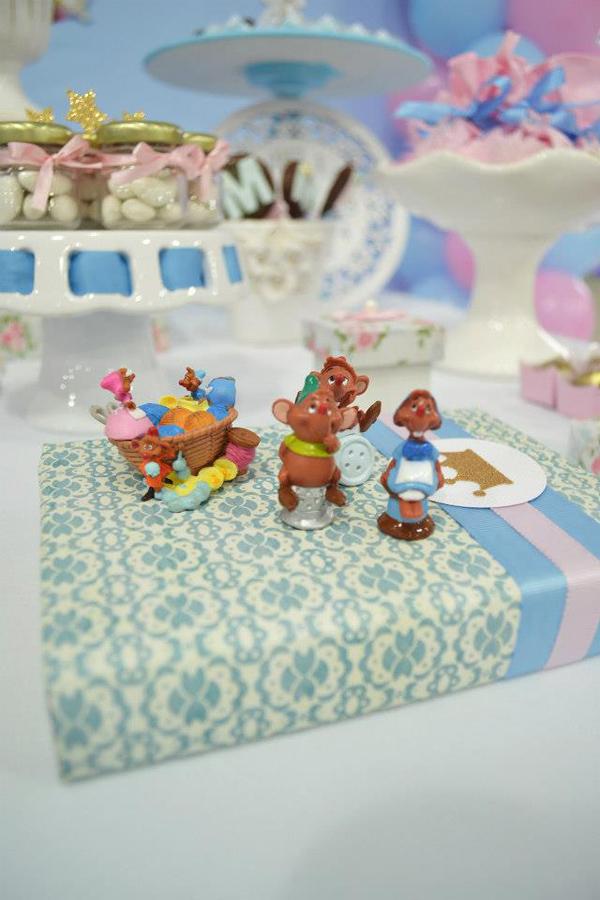 Kara S Party Ideas Cinderella Themed Birthday Party