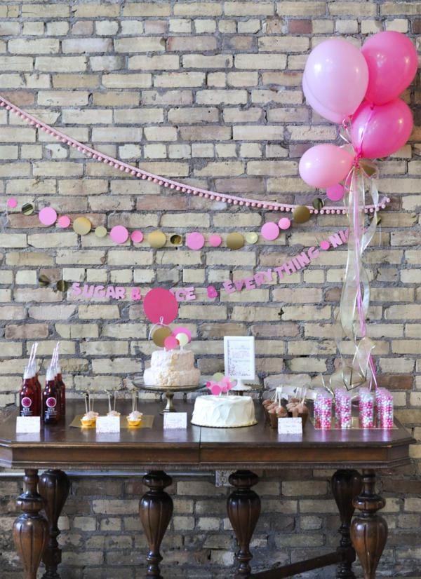 Kara S Party Ideas Cue The Confetti Baby Shower Kara S