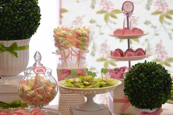 Kara S Party Ideas Elephant Themed Girl Boy 1st Birthday