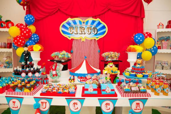 Carnival Cake Shop
