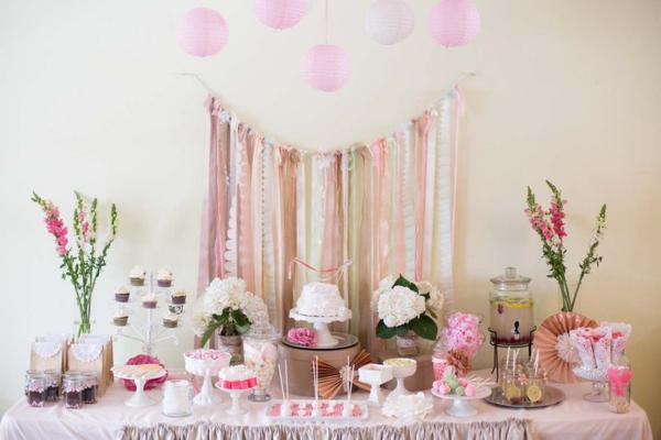 Karas Party Ideas Shabby Chic Lace Birthday Party Karas Party
