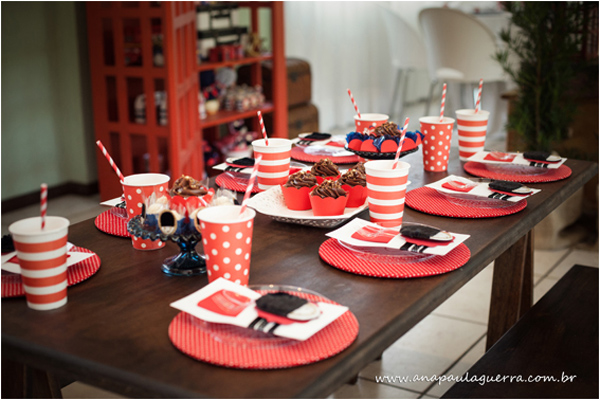 London Birthday Party Via Karas Ideas