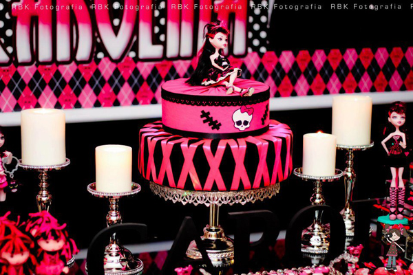 Kara S Party Ideas Monster High Birthday Party Supplies Ideas Cake Planning Idea