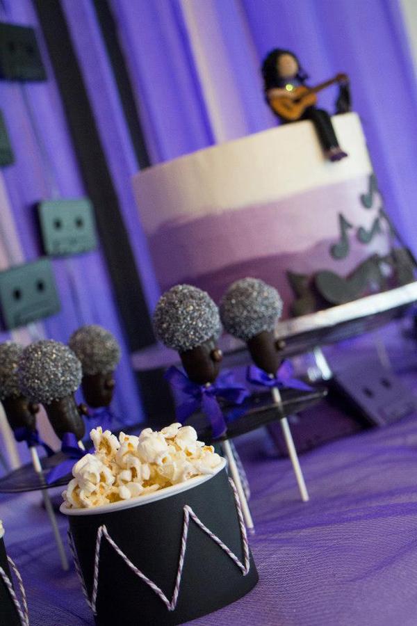 kara u0026 39 s party ideas musical 7th birthday party planning