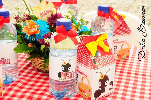 Kara S Party Ideas Picnic Themed 9th Birthday Party