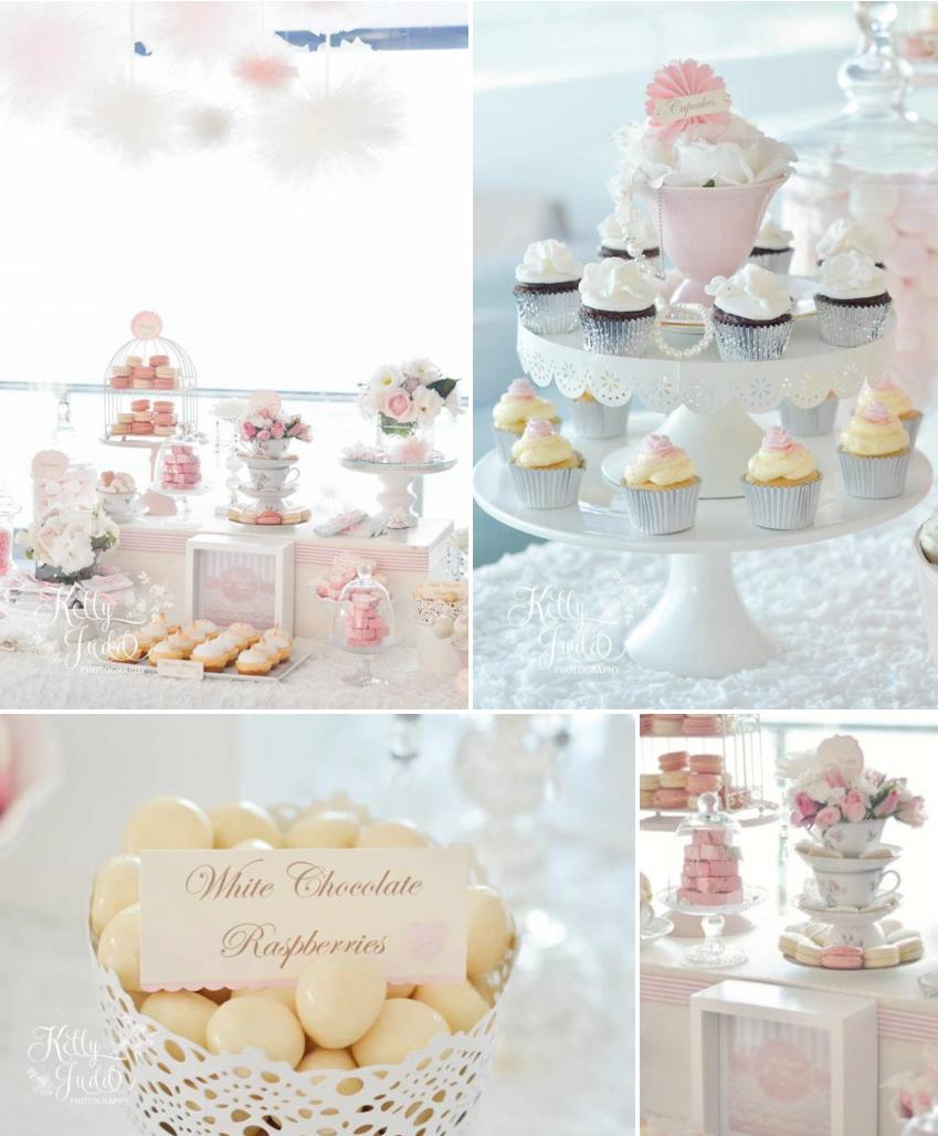 Pretty Pink Vintage Wedding With Tons Of Gorgeous Ideas Via Karas Party KarasPartyIdeas