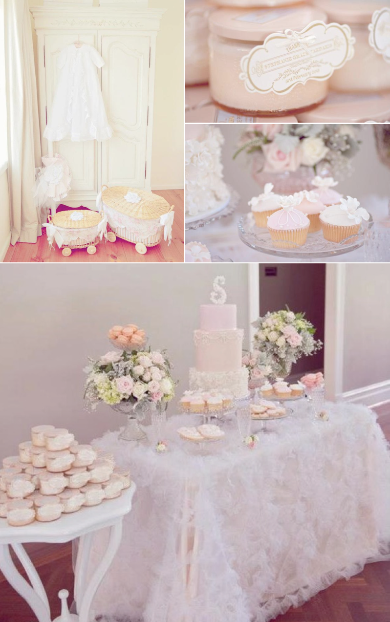 How To Decorate A Christening Cake For Boy