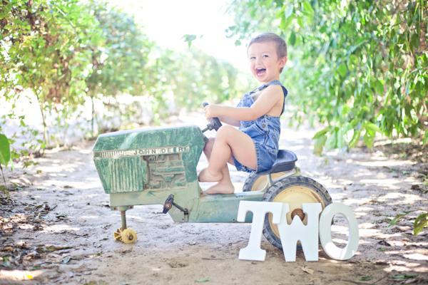 John Deere Farm Party Via Karas Ideas
