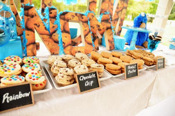 Cookie Monster Decoration Ideas