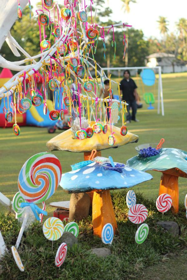 Diy Willy Wonka Decorations