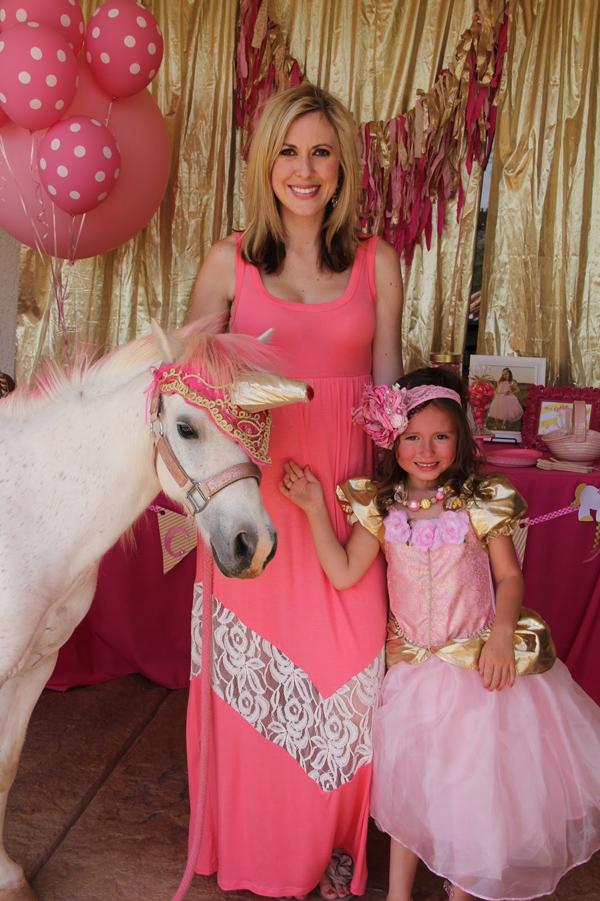 Kara S Party Ideas Goldilicious Pinkilicious Birthday