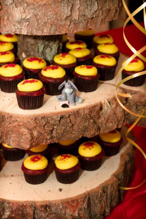 Kara S Party Ideas Winnie The Pooh Hundred Acre Wood Party