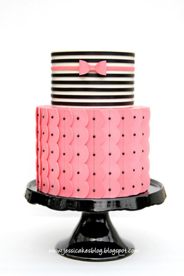 Karas Party Ideas Free Online Cake Design Class By Jessica Harris