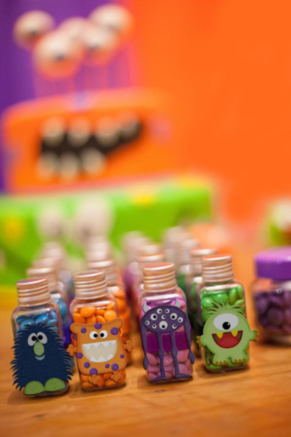 Lil' Monster Party via Kara's Party Ideas | KarasPartyIdeas.com #lil #little #monster #birthday #party #ideas (77)