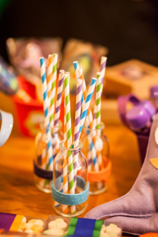 Lil' Monster Party via Kara's Party Ideas | KarasPartyIdeas.com #lil #little #monster #birthday #party #ideas (47)