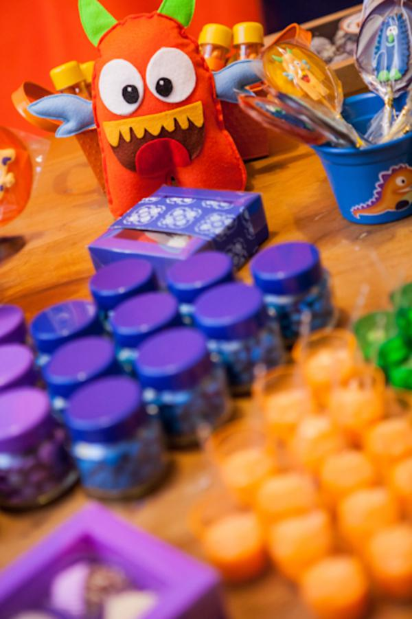 Lil' Monster Party via Kara's Party Ideas | KarasPartyIdeas.com #lil #little #monster #birthday #party #ideas (37)