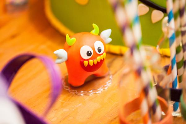 Lil' Monster Party via Kara's Party Ideas | KarasPartyIdeas.com #lil #little #monster #birthday #party #ideas (24)