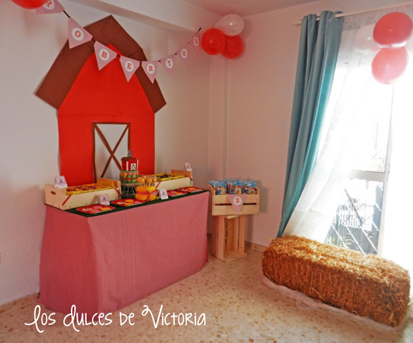 McDonald's Farm Birthday Party via Kara's Party Ideas | Kara'sPartyIdeas.com #mcdonald #farm #birthday #party #supplies #ideas (2)