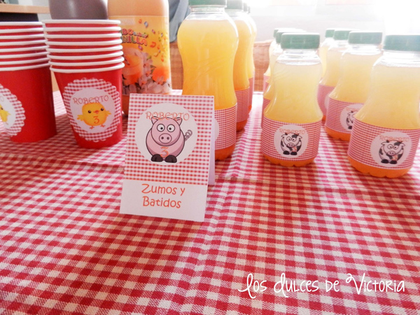 McDonald's Farm Birthday Party via Kara's Party Ideas | Kara'sPartyIdeas.com #mcdonald #farm #birthday #party #supplies #ideas (3)