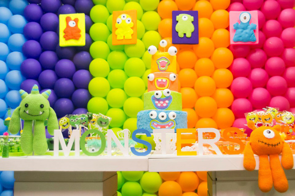 Monster Party via Kara's Party Ideas | Kara'sPartyIdeas.com #monster #party #ideas #supplies #planning (61)
