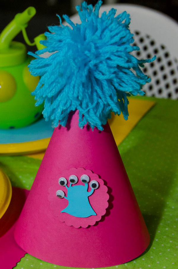 Monster Party via Kara's Party Ideas | Kara'sPartyIdeas.com #monster #party #ideas #supplies #planning (36)