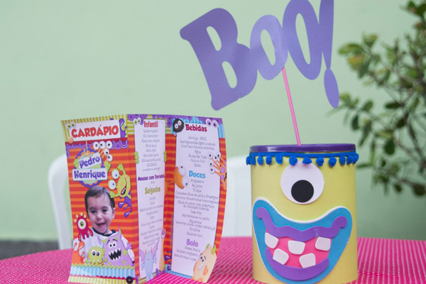 Monster Party via Kara's Party Ideas | Kara'sPartyIdeas.com #monster #party #ideas #supplies #planning (33)