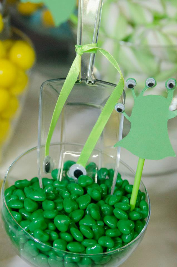 Monster Party via Kara's Party Ideas | Kara'sPartyIdeas.com #monster #party #ideas #supplies #planning (59)