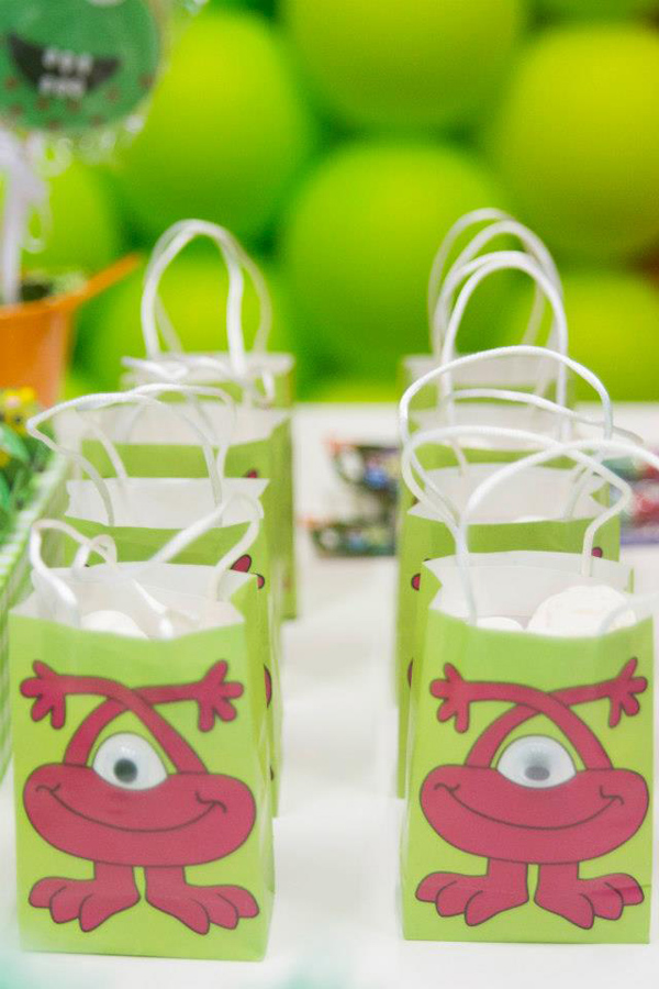 Monster Party via Kara's Party Ideas | Kara'sPartyIdeas.com #monster #party #ideas #supplies #planning (29)