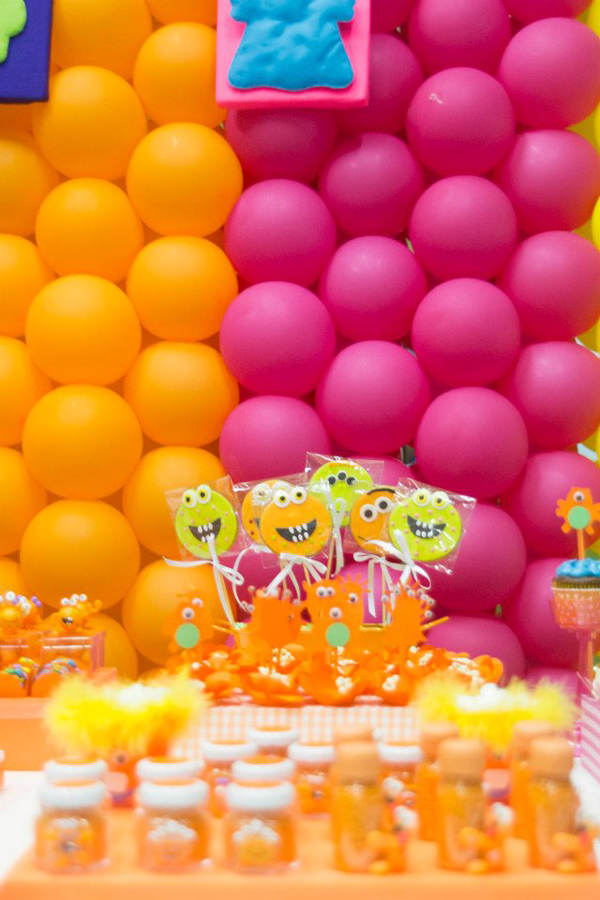 Monster Party via Kara's Party Ideas | Kara'sPartyIdeas.com #monster #party #ideas #supplies #planning (58)