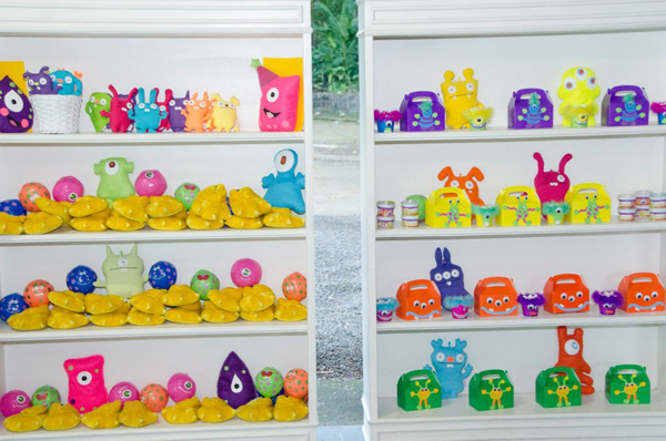 Monster Party via Kara's Party Ideas | Kara'sPartyIdeas.com #monster #party #ideas #supplies #planning (24)