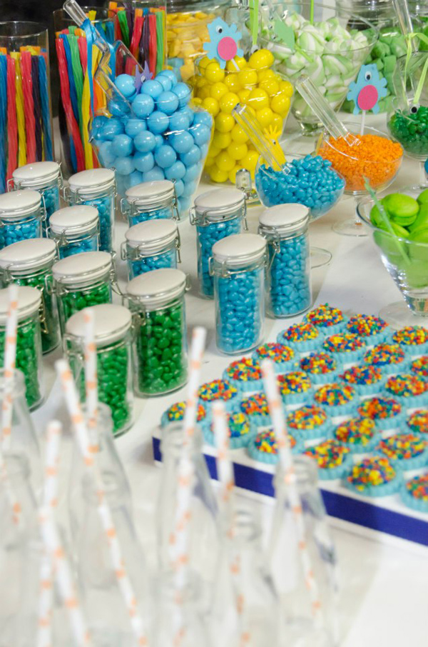 Monster Party via Kara's Party Ideas | Kara'sPartyIdeas.com #monster #party #ideas #supplies #planning (9)