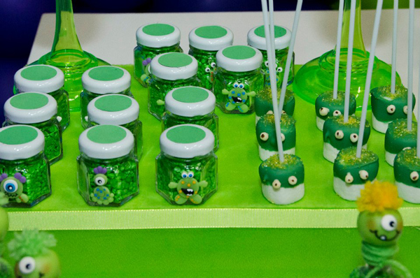 Monster Party via Kara's Party Ideas | Kara'sPartyIdeas.com #monster #party #ideas #supplies #planning (8)