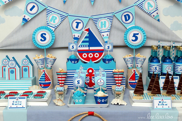 Painted Driftwood Beach Decor Coastal furthermore Fabulous Friday French Masquerade further Nautical Birthday Party furthermore Easter Church Decoration Ideas The Most Elegant Easter Garden Decorating Ideas For Church 2 also Our Blue Baby Shower Featured In Life. on nautical centerpieces