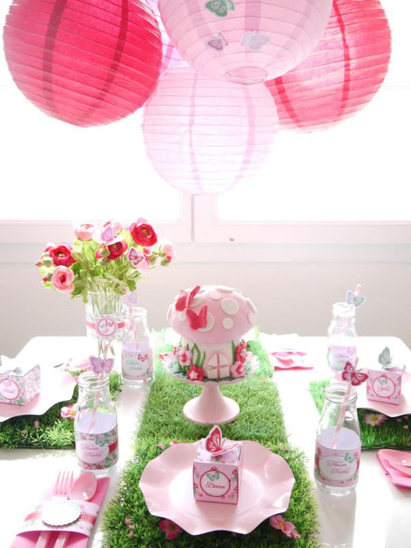 Woodland Fairy Party Decorations