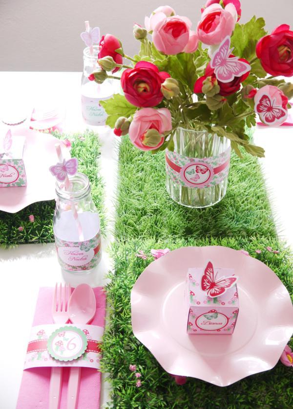 kara u0026 39 s party ideas pixie fairy pink girl birthday party planning ideas decorations