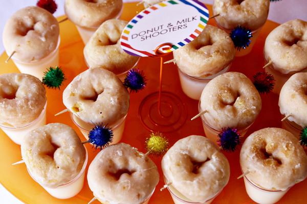 Rainbow Breakfast Party Via Karas Ideas