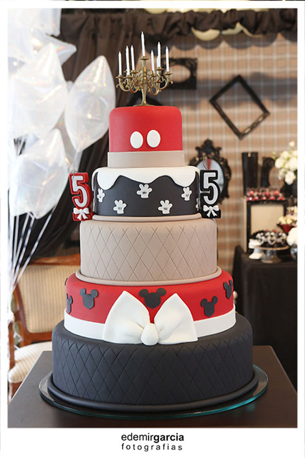 Kara S Party Ideas Vintage Mickey And Minnie Mouse Party
