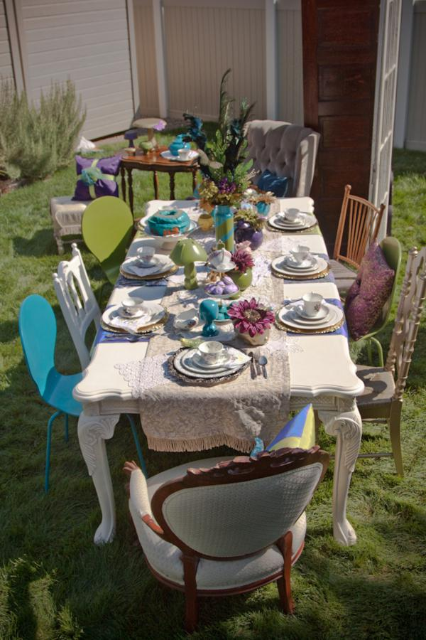 e21c36735f5e Kara s Party Ideas Mad Hatter Tea Party Playdate Alice In Wonderland ...