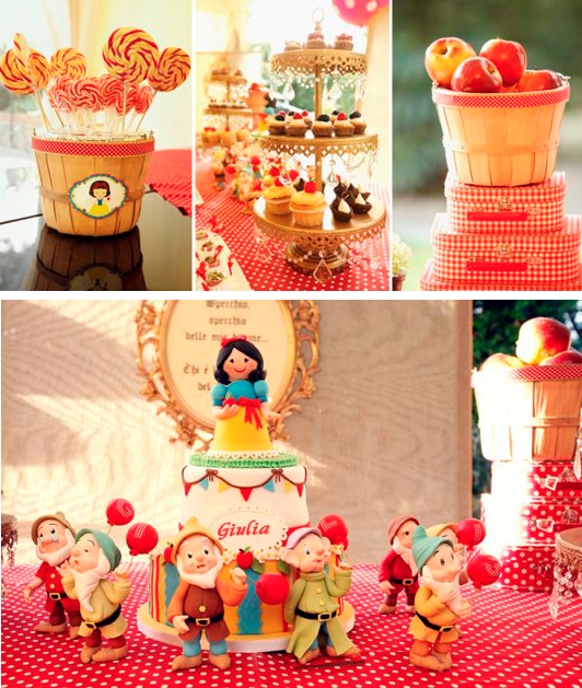 Kara S Party Ideas Car Themed 1st Birthday Party Via Kara: Kara's Party Ideas Disney's Snow White Princess Girl